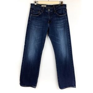 AG The Protoge Straight Leg Jeans Size 31×31 Mens